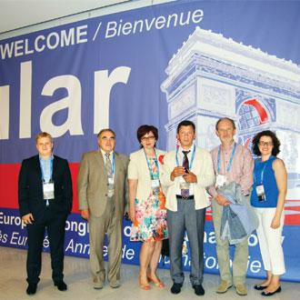 Конгресс EULAR-2014 (Париж,11–14июня): обзор поматериалам конгресса