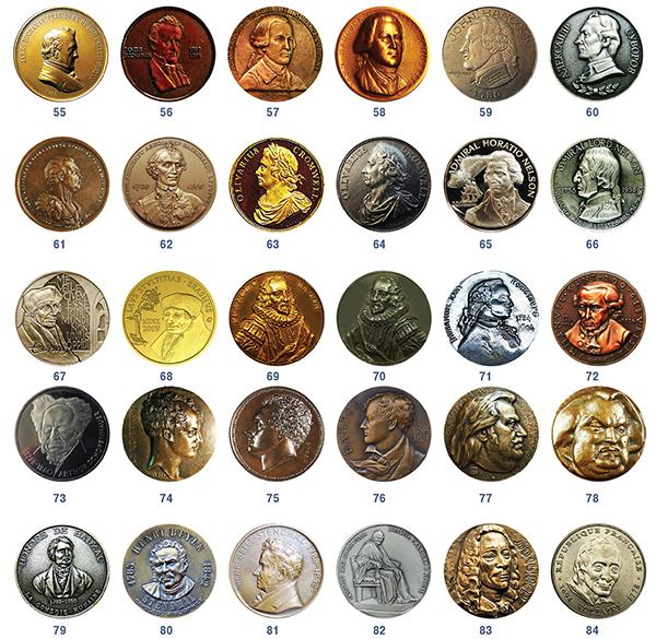 Num 03 600 Знаменитые «подагрики» внумизматическом изображении