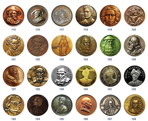 Num 05 600 Знаменитые «подагрики» внумизматическом изображении